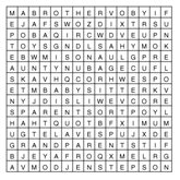 Word Search Kids' Puzzle – PuzzleBeetle
